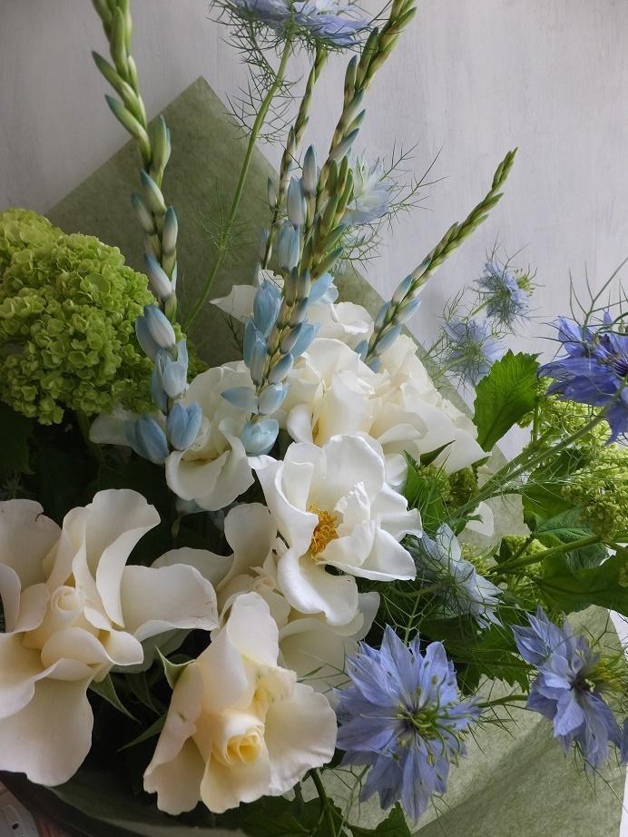オークリーフ(母の日・花束コレクション)_f0049672_17440611.jpg