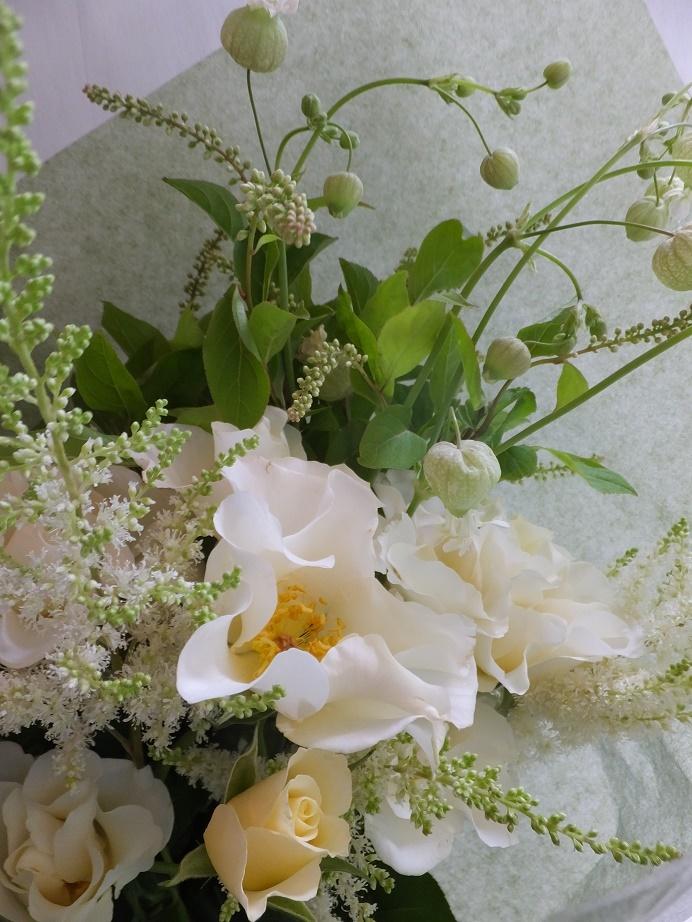 オークリーフ(母の日・花束コレクション)_f0049672_17441347.jpg