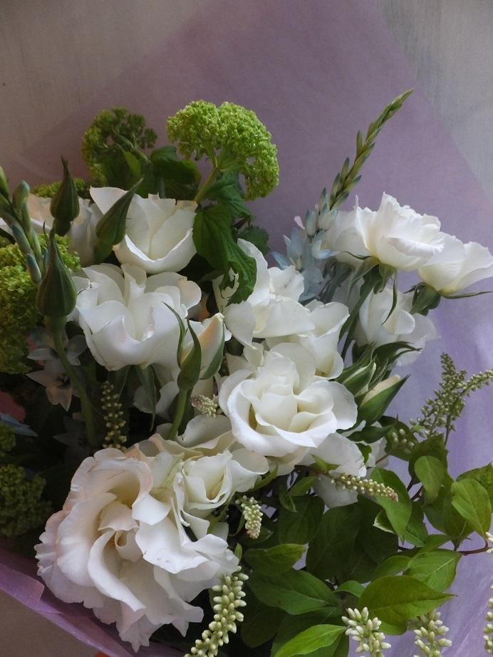 オークリーフ(母の日・花束コレクション)_f0049672_17442158.jpg