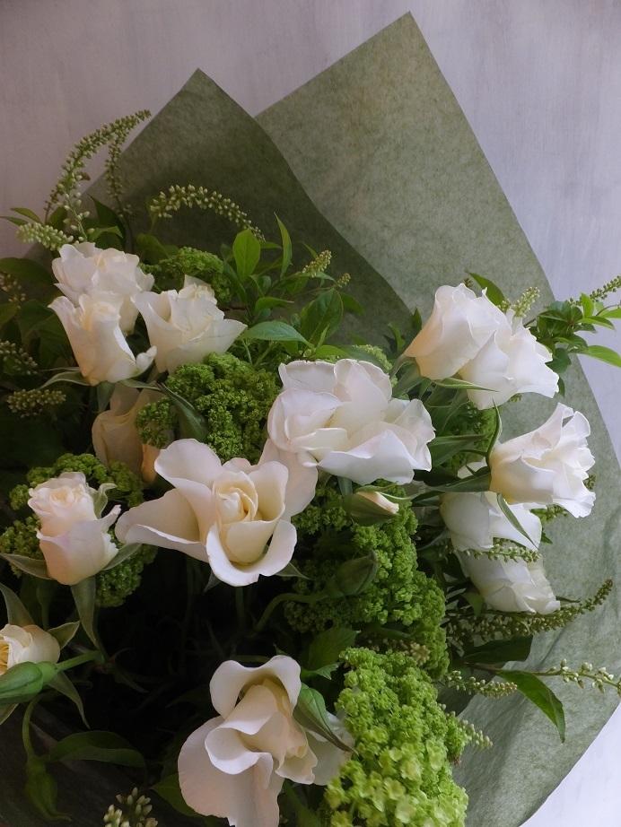 オークリーフ(母の日・花束コレクション)_f0049672_17443048.jpg