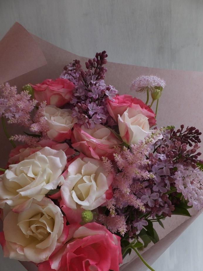 オークリーフ(母の日・花束コレクション)_f0049672_17444944.jpg