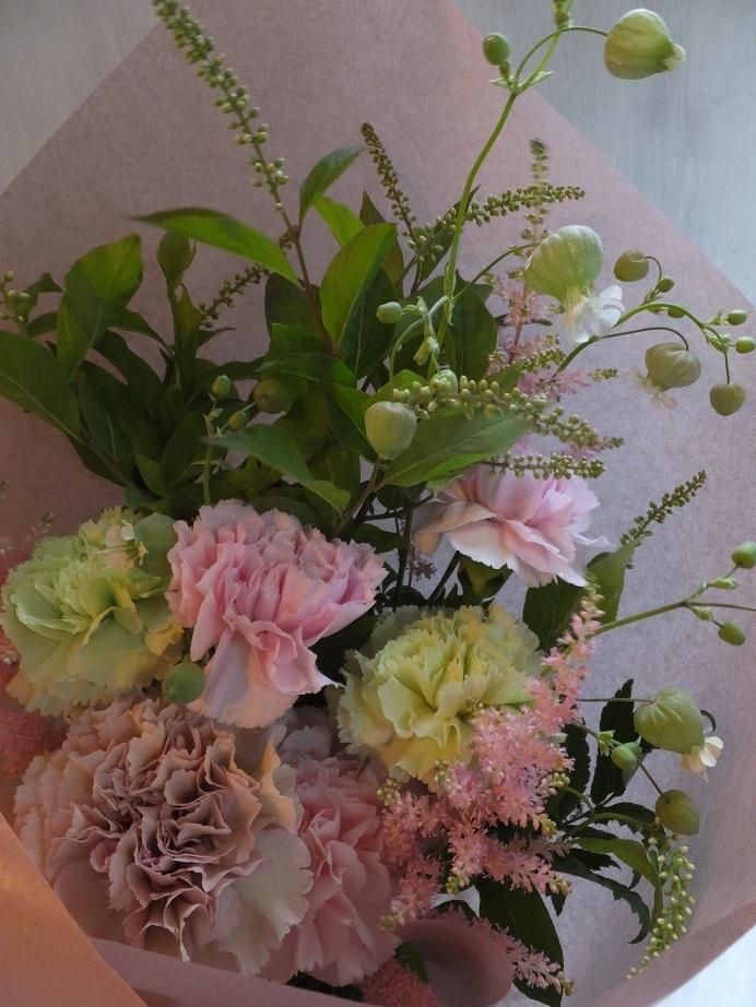 オークリーフ(母の日・花束コレクション)_f0049672_17450111.jpg