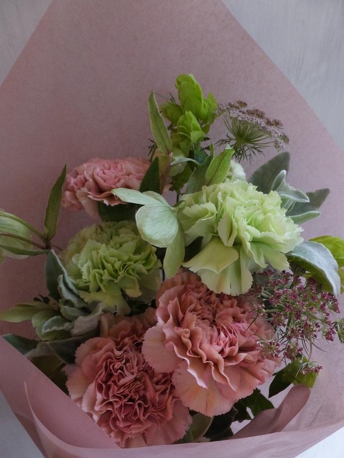 オークリーフ(母の日・花束コレクション)_f0049672_17451104.jpg