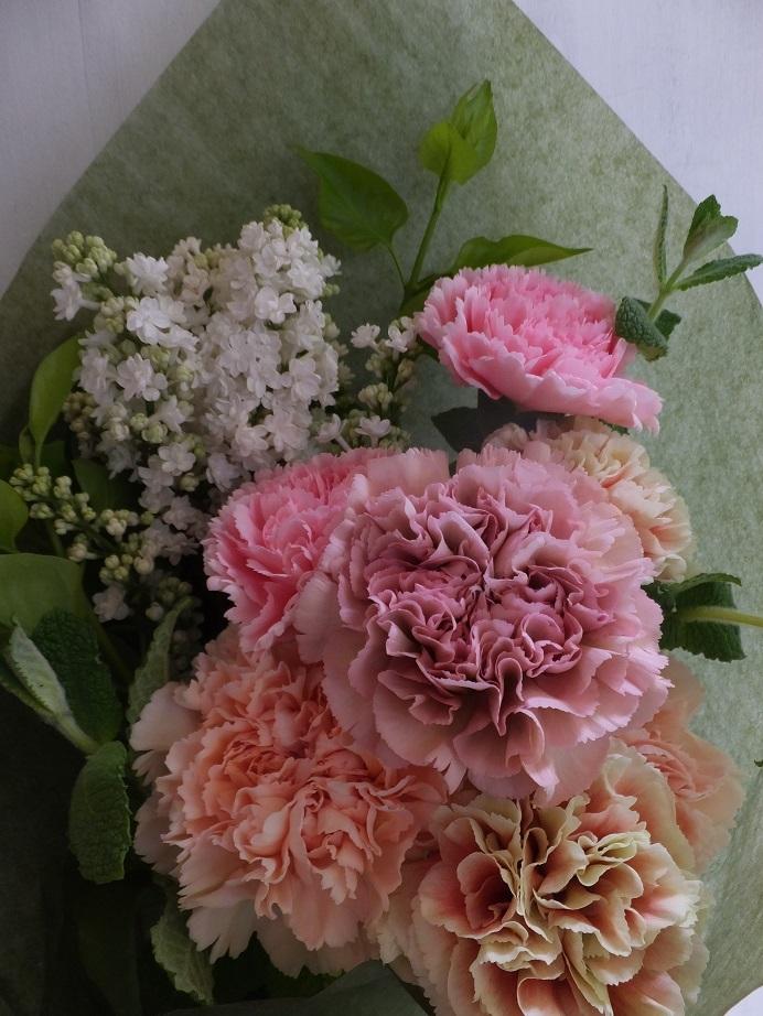 オークリーフ(母の日・花束コレクション)_f0049672_17452812.jpg
