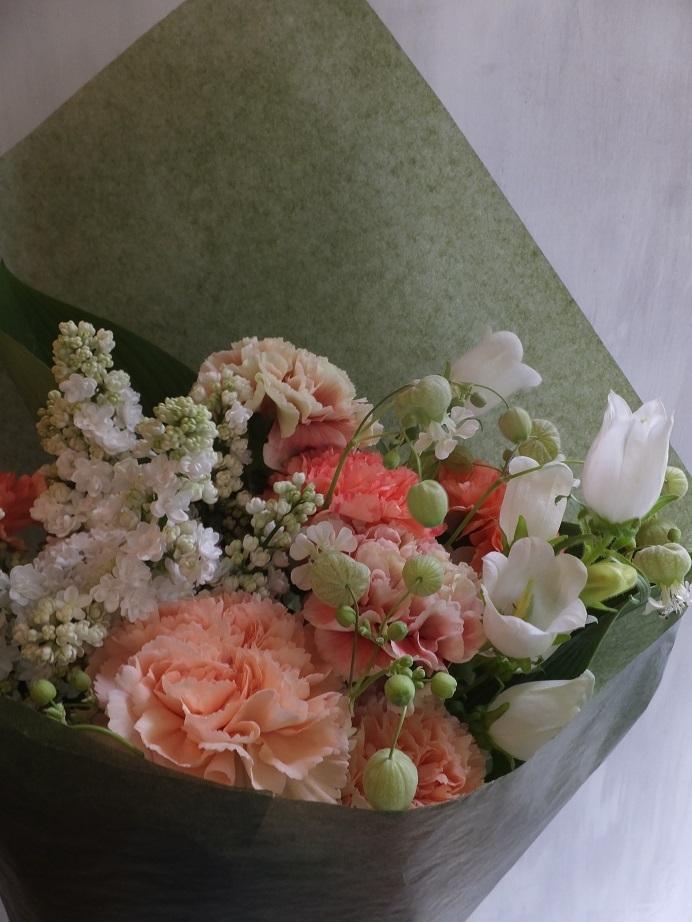 オークリーフ(母の日・花束コレクション)_f0049672_17453642.jpg