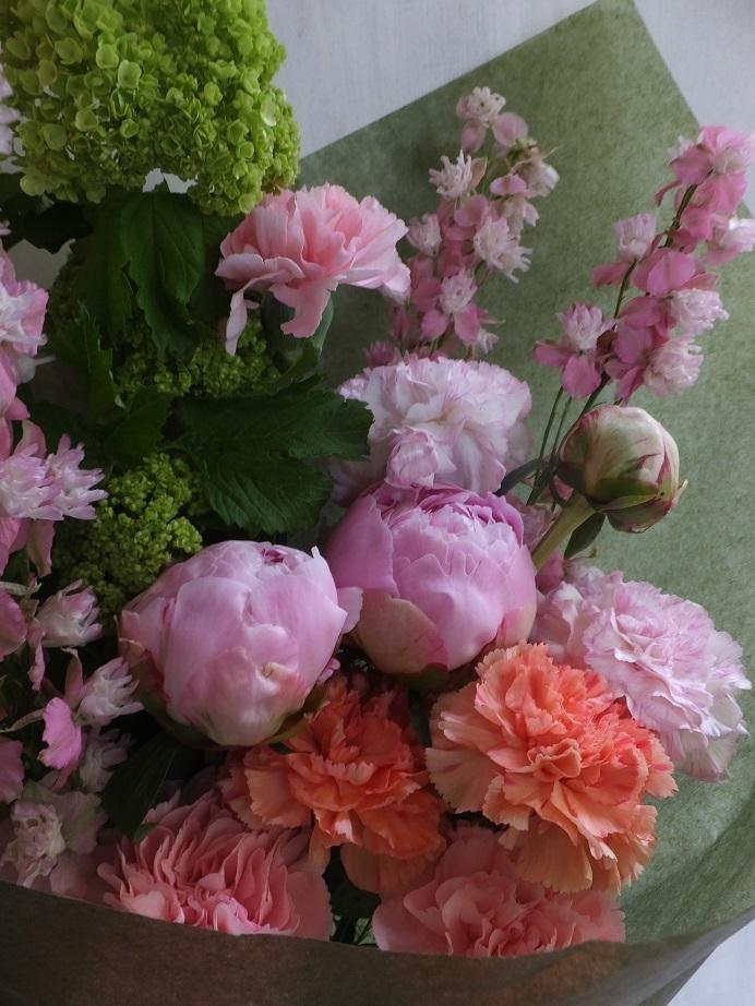 オークリーフ(母の日・花束コレクション)_f0049672_17454342.jpg