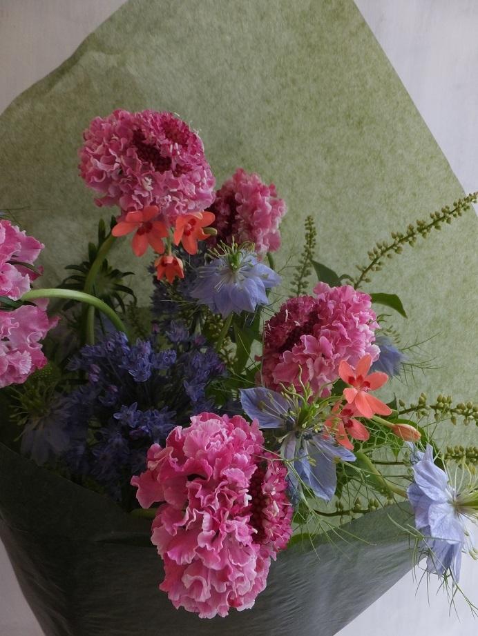 オークリーフ(母の日・花束コレクション)_f0049672_18042036.jpg