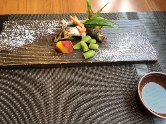 ホテル・日航大阪・日本料理 弁慶_d0339676_14341489.jpg