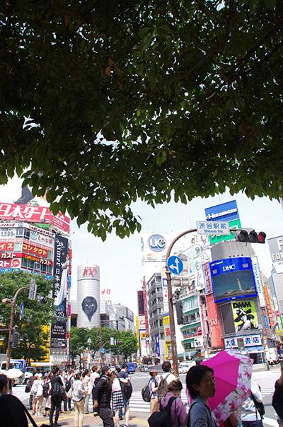 5月30日(火)今日の渋谷109前交差点_b0056983_18002397.jpg