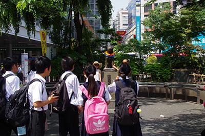 5月30日(火)今日の渋谷109前交差点_b0056983_18002436.jpg