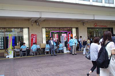 5月30日(火)今日の渋谷109前交差点_b0056983_18002443.jpg