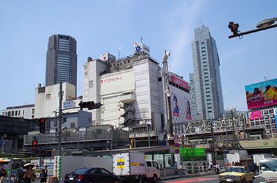 5月30日(火)今日の渋谷109前交差点_b0056983_18013416.jpg
