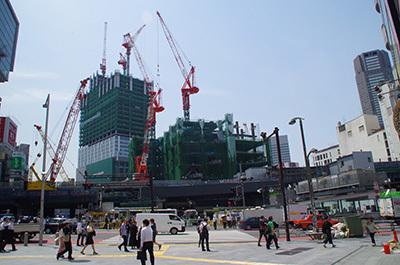 5月30日(火)今日の渋谷109前交差点_b0056983_18013477.jpg
