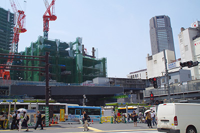 5月30日(火)今日の渋谷109前交差点_b0056983_18013497.jpg