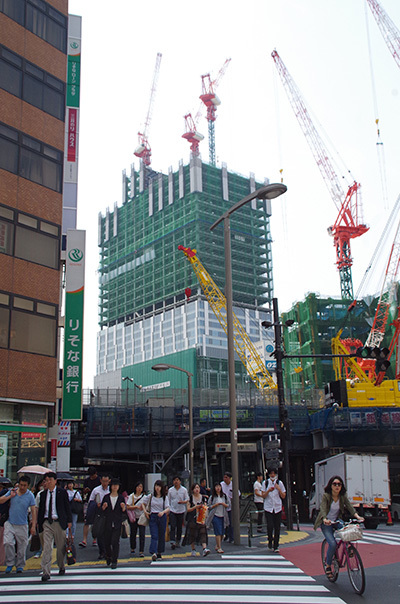 5月30日(火)今日の渋谷109前交差点_b0056983_18044162.jpg