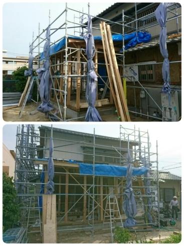 リフォーム、増築工事~A様邸_d0172085_16490289.jpg