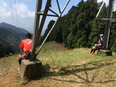 皿倉~福智山往復トレイル_f0220089_17051771.jpg