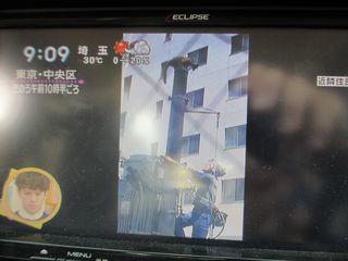 車の中のテレビで_c0223192_23353709.jpg