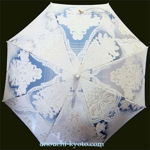 カバンとお揃い!素敵なオーダーメイド傘とお詫び・・・_f0184004_21184811.jpg