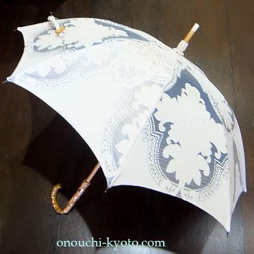 カバンとお揃い!素敵なオーダーメイド傘とお詫び・・・_f0184004_21184822.jpg
