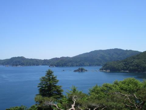 尾崎半島を一望できるところ?_d0057215_19563606.jpg
