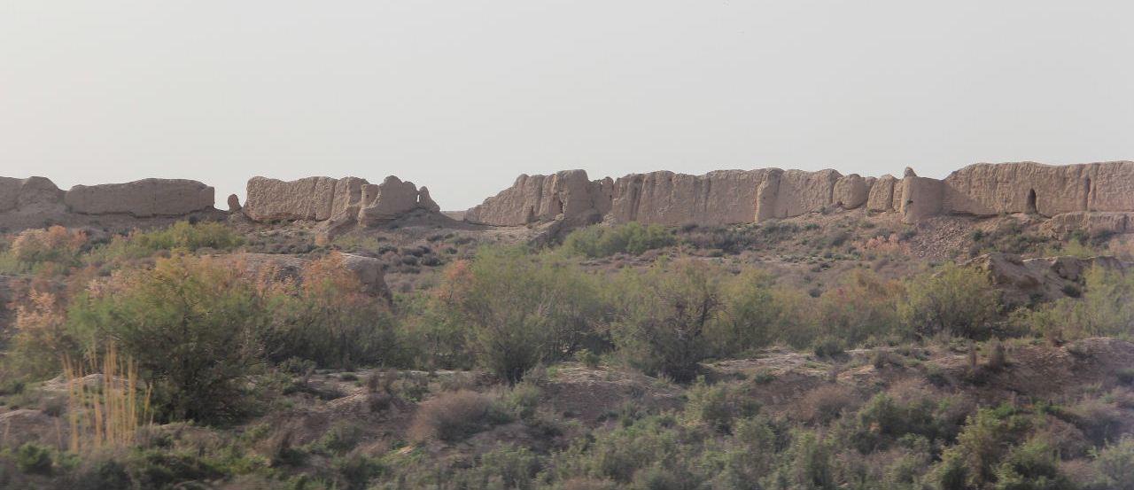 トルクメニスタンの旅(16)  世界遺産メルブ遺跡の概観と歴史_c0011649_14232008.jpg