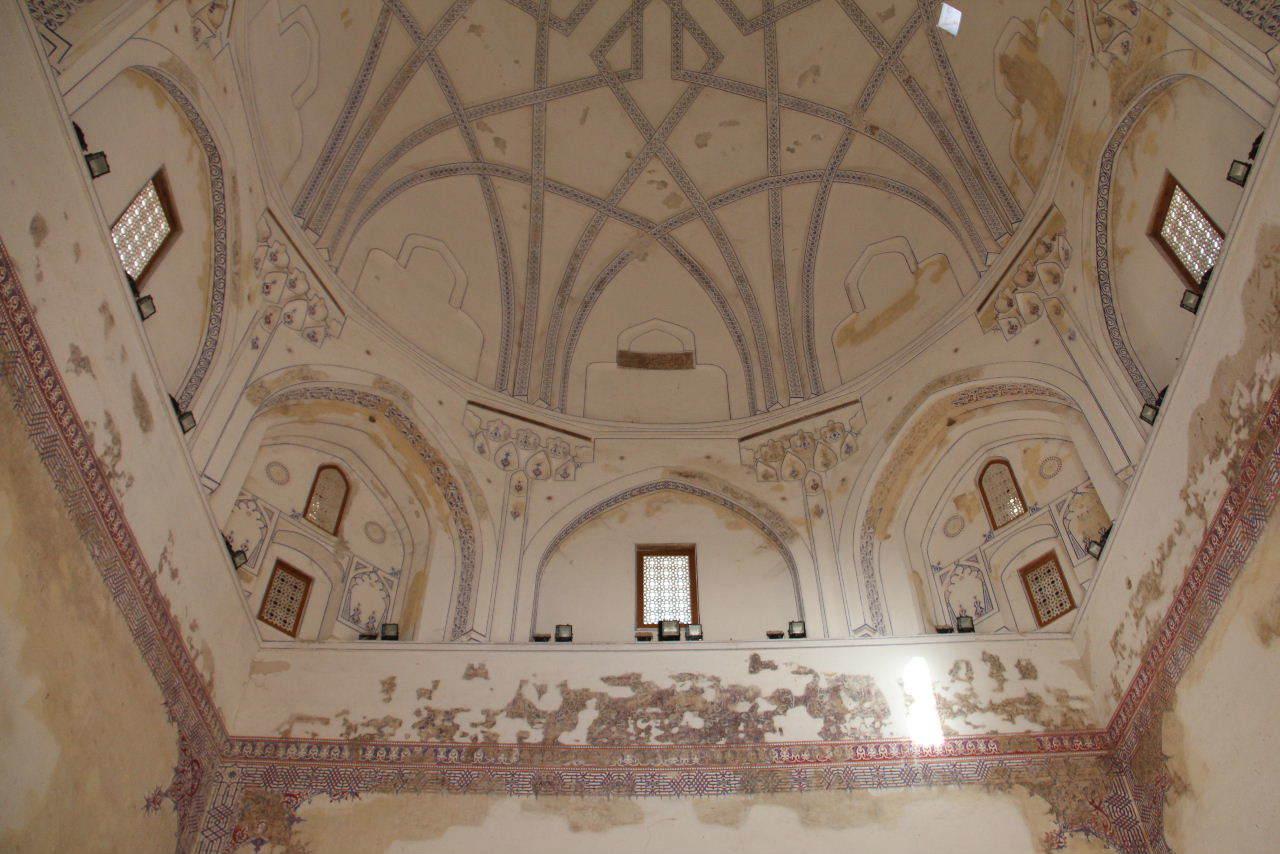 トルクメニスタンの旅(19) メルブ遺跡 スルタン・サンジャール廟_c0011649_15485455.jpg