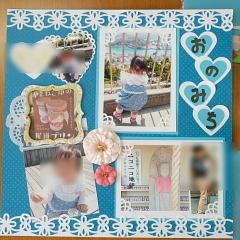 倉敷福祉プラザで託児つき12インチワークショップ♪_c0153884_16183778.jpg