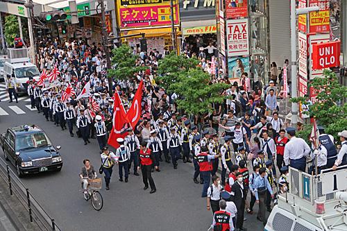 一億三千万人共謀の日 新宿ヘイトデモを許すな 統一マダン東京_a0188487_13473065.jpg