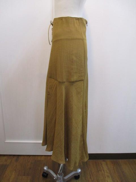 トゥデイフル TODAYFUL   Lace Up Slit Skirt_e0076692_19241210.jpg