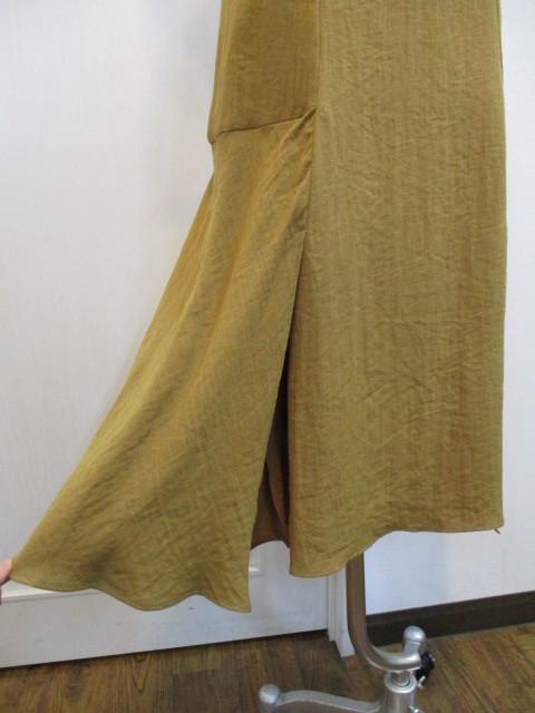 トゥデイフル TODAYFUL   Lace Up Slit Skirt_e0076692_19244312.jpg