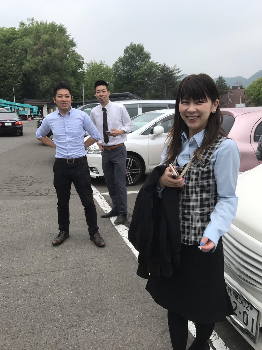 6月1日 木曜日のひとログ!!!!!(´▽`) 夏休みに向けてリッチなレンタカーはいかが??TOMMY_b0127002_17164869.jpg