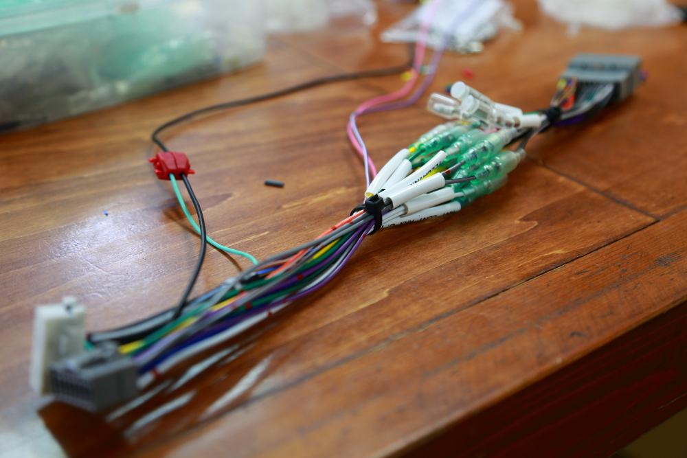 ホワイトTJナビ取り付け作業 そしてジムニー完成いたしました_f0105425_19263931.jpg