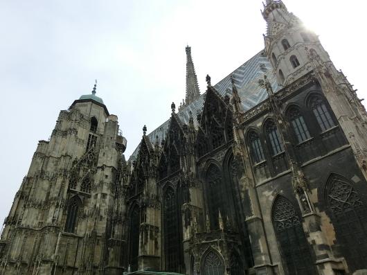 ウィーン WIEN  ~リング内散策 シュテファン大聖堂~_e0303431_17092983.jpg