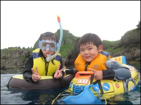 6月1日親子で海遊び♪_c0070933_22352383.jpg