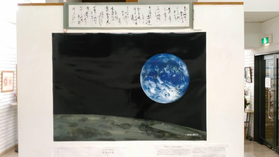 六本木ストライプスペース 「森谷明子原画展」_e0240147_10460630.jpg