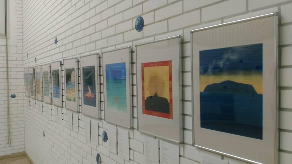 六本木ストライプスペース 「森谷明子原画展」_e0240147_10460920.jpg