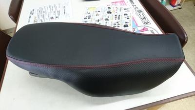 新座のMT09トレーサーにバイクザシートインサイド_e0114857_1063567.jpg