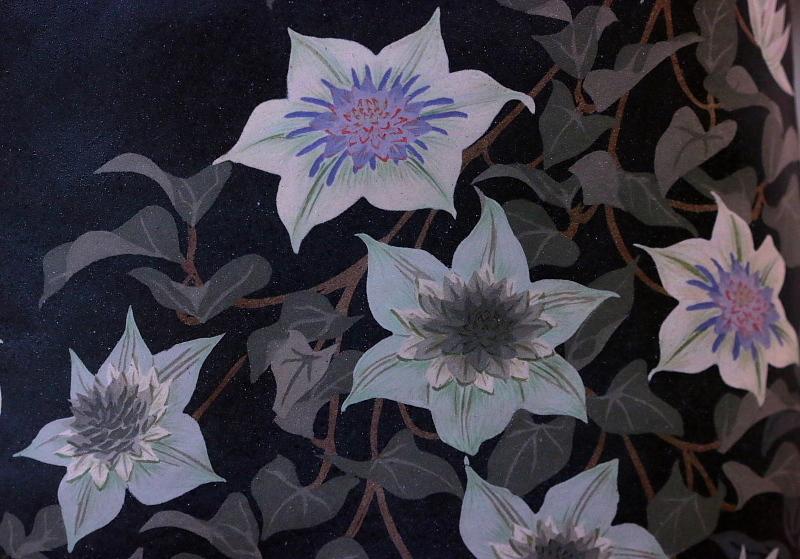 三戸綾乃作品の 花や生き物_c0305565_17530168.jpg