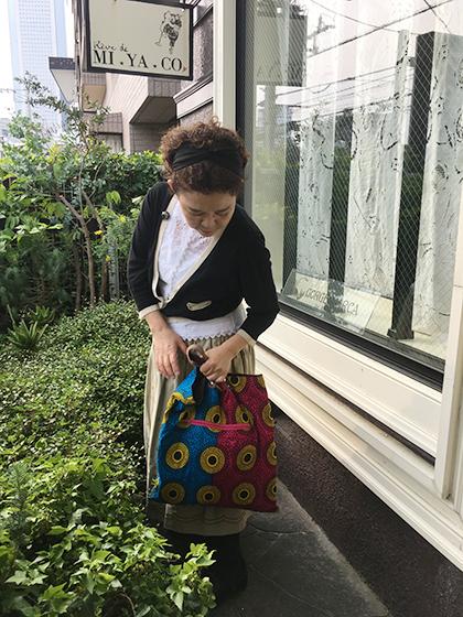 チャンチャン(^^♪変顔 + 美レース_c0126189_23234165.jpg