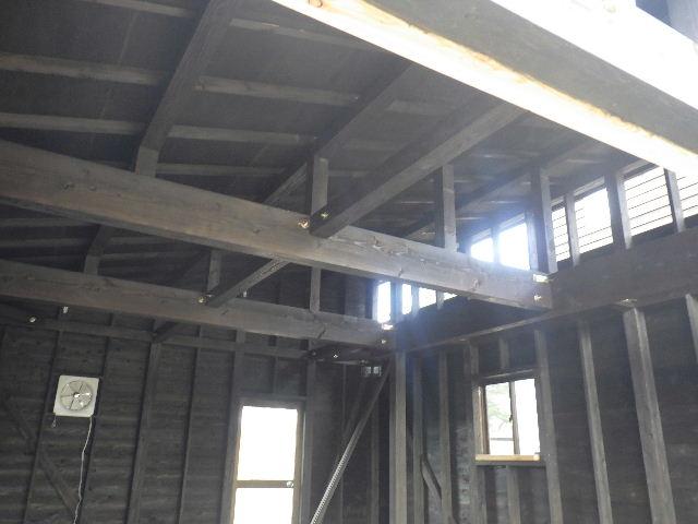 木造ガレージを造る  続き _f0105112_438562.jpg