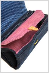 148番 南部麻の長財布 ~お気に入りの布~_d0221430_22350074.jpg