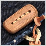 148番 南部麻の長財布 ~お気に入りの布~_d0221430_22352433.jpg
