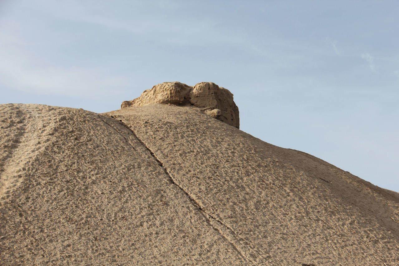 トルクメニスタンの旅(18) メルブ遺跡 エルク・カラ、グヤウル・カラ_c0011649_20290360.jpg