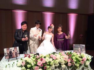 久々の結婚式♡_f0204368_18301313.jpg