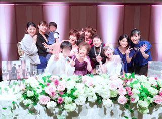 久々の結婚式♡_f0204368_18373983.jpg