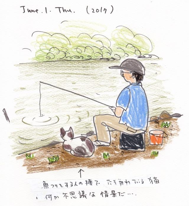 釣り人と猫_f0072976_11043057.jpeg