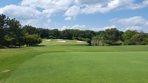 良いお天気でのABCゴルフ倶楽部_c0160277_18154413.jpg