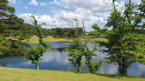 良いお天気でのABCゴルフ倶楽部_c0160277_18154466.jpg