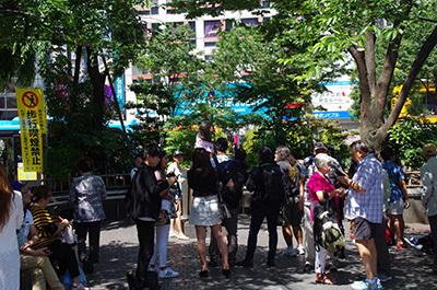 6月2日(金)今日の渋谷109前交差点_b0056983_18465394.jpg